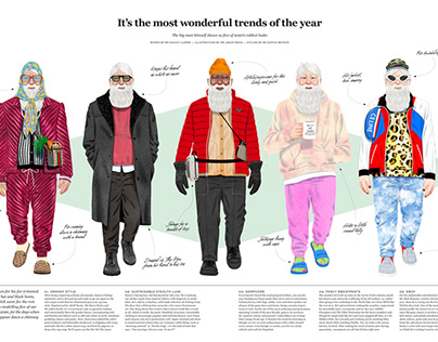 Modern Santa Fashion - Mr Porter