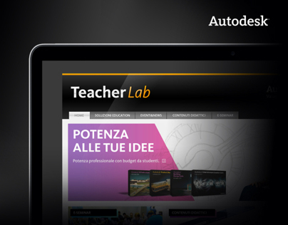 Autodesk Teacher Lab