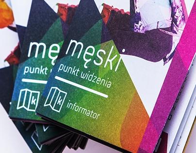 Galeria Katowicka leaflet