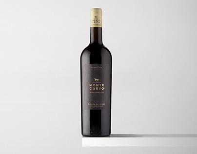 Montefusta & Montecorto – wine packaging