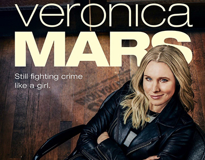 Veronica Mars key art