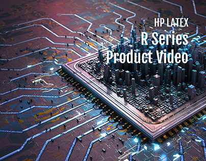 HP Latex R Series Product Video
