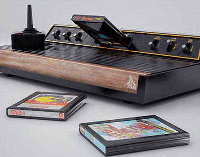 CGI Atari 2600