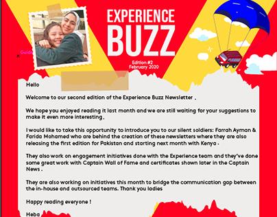 Swvl's Experience internal Newsletters