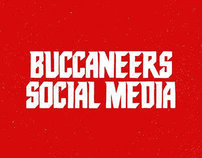 2019 Buccaneers Social Media