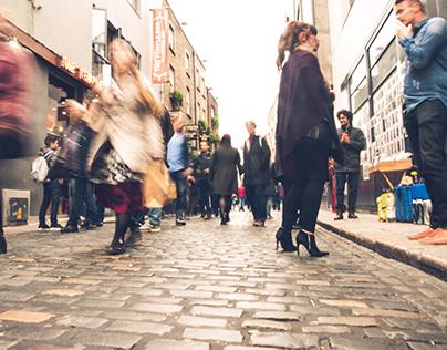 Street Photography: Ireland