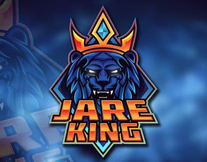 JareKing - Logo