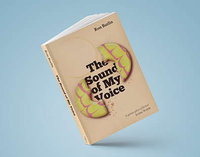The Sound of My Voice Cover Design