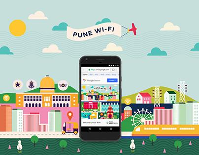 Google Station - Smart City