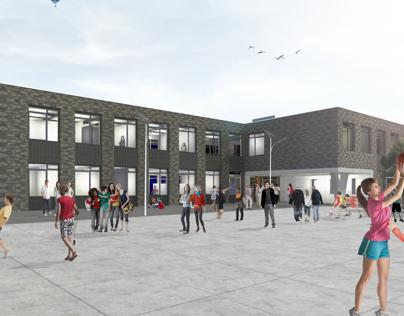 VSO-VMBO school, Utrecht, The Netherlands