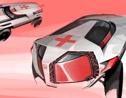 Honda Rescue Pilot