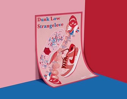 Affiches d'illustrations de sneakers