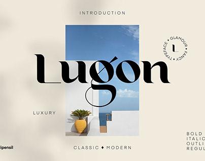 Classic Modern Typeface