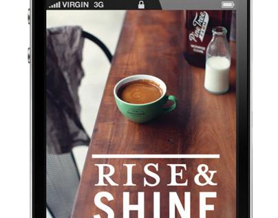 Rise & Shine App