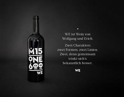 WE | Label Design; Packaging