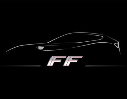 FERRARI FF - CLASS A MODELLING