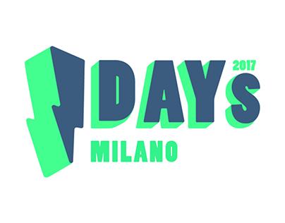 Logo for I-Days 2017
