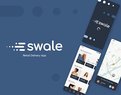 swale - mobile app / UI/UX design