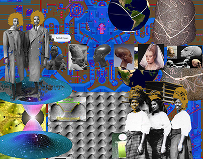 digital collage gallery (2020)