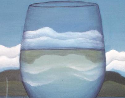 Lorenzen Bay Wine Glass