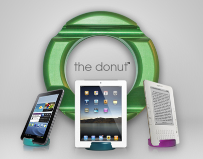 The Donut - Universal Tablet Stand
