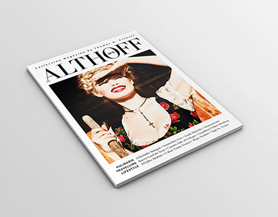 Editorial Redesign Althoff Collection Magazine No. 9