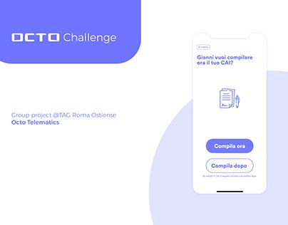 OCTO Challenge - App