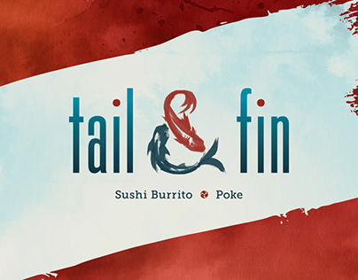 Tail & Fin Branding and Launch