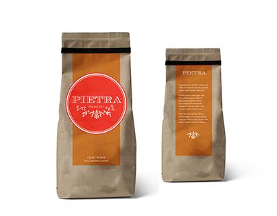 Pietra Coffee Packaging