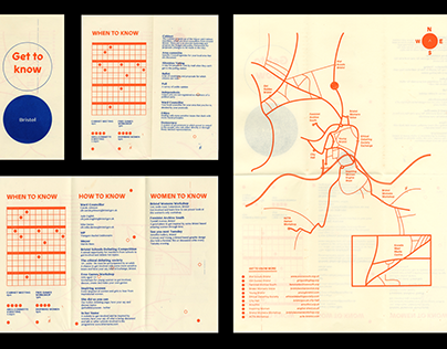 Riso Printed Leaflet