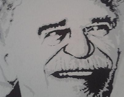 Pintando a Gabo - Bogotá COL