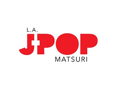 L.A. J-Pop Matsuri Identity