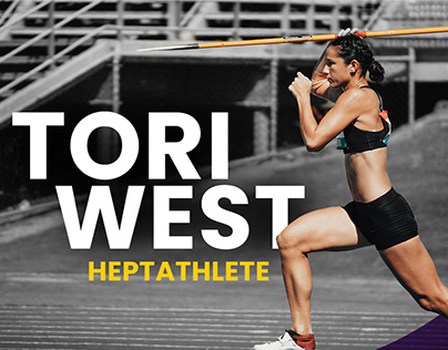 Tori West // Athlete