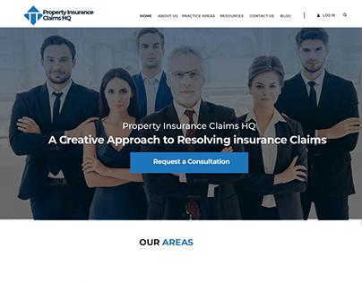Insurance claim lawyer firm
