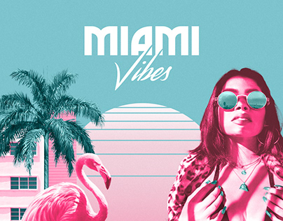 Miami Vibes Artwork