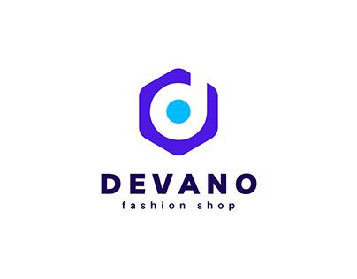 Modern D letter logo | Fashion Logo