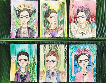 Te Amo, Frida Kahlo