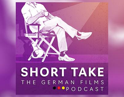 Short Take - Podcast cover design