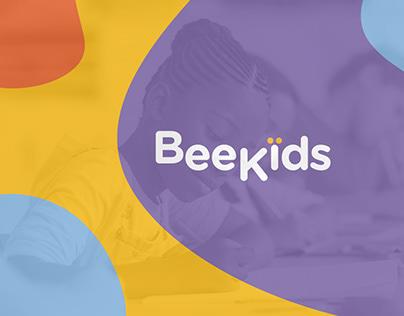 Bee Kids Branding