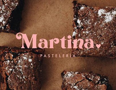 IDENTIDAD CORPORATIVA | Martina Pastelería