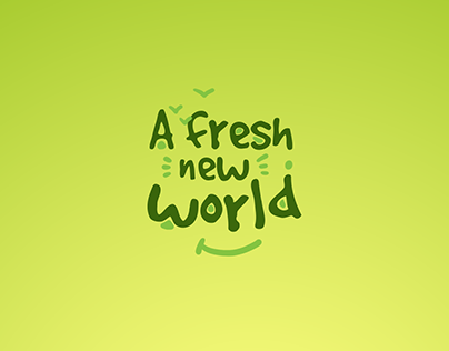 A Fresh New World