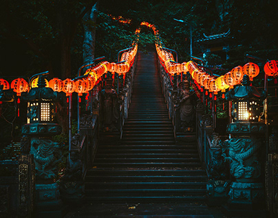 Huiji temple - 惠濟宮