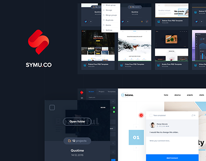 Symu - Present your designs