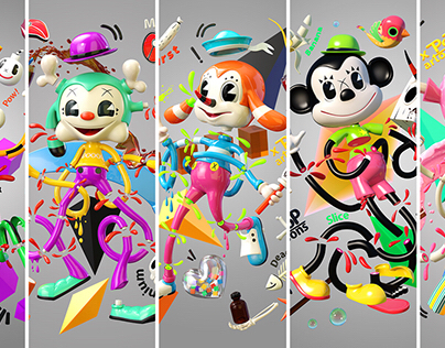 Popartoons Unplugged