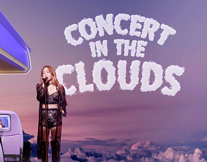 Concert in the Clouds | Ad Campaign