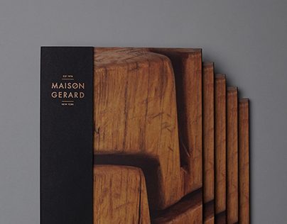 Maison Gerard – Collateral