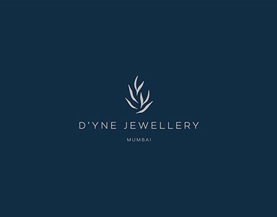D'YNE JEWELLERY Visual Identity