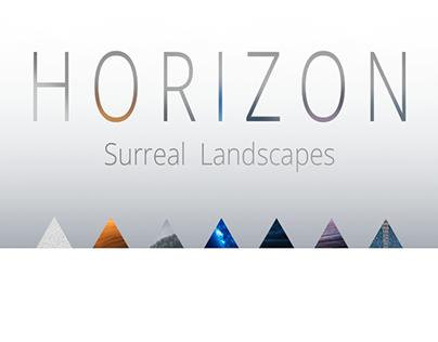 HORIZON - Surreal Landscapes