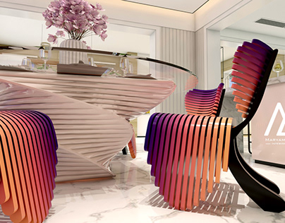 DINING ROOM PARAMETRIC STYLE