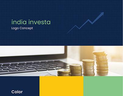 Investa a finance start up Logo